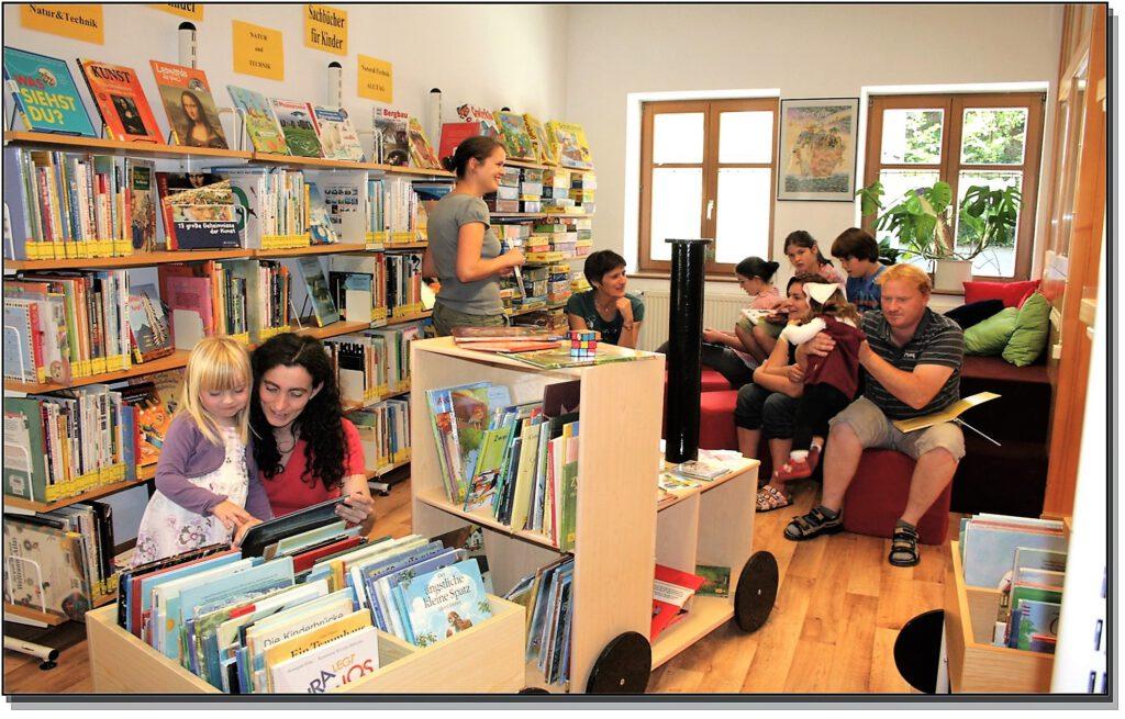 Gemeindebücherei Kastl